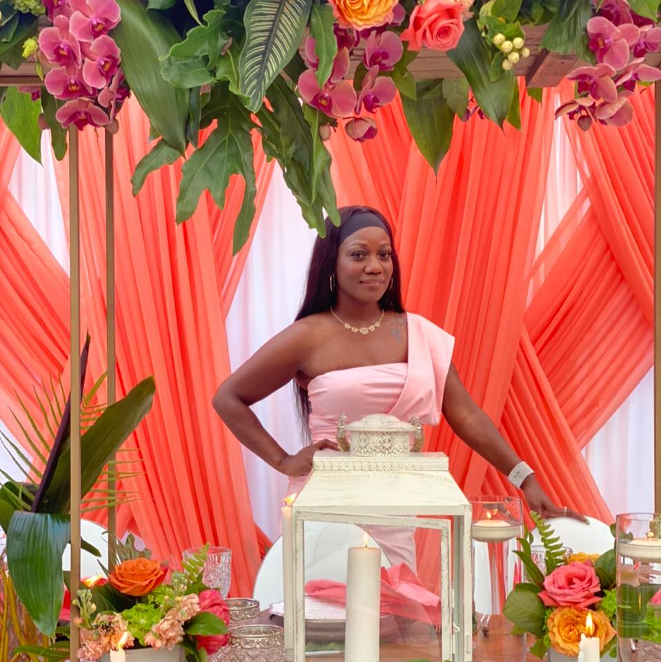 Latoya Mills, Owner Daisy Custom Events & More